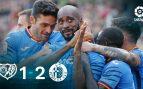 Rayo Vallecano – Getafe: resultado, resumen y goles (1-2)