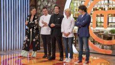 Jurado y chefs juntos en 'Masterchef Celebrity'