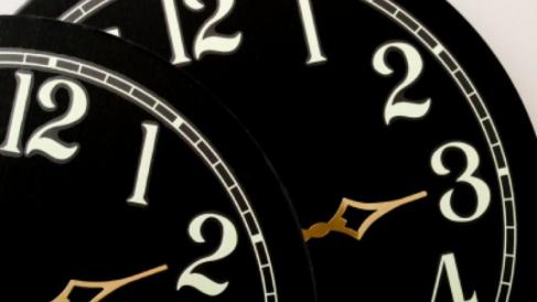 Varios datos curiosos sobre el cambio de hora que te sorprenderán