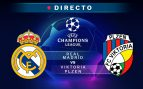 Real Madrid Viktoria Plzen