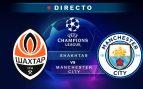 Shakhtar Donetsk Manchester City