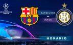 Barcelona – Inter de Milán: Horario y dónde ver el partido de Champions League