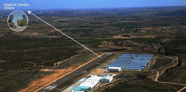 """El CEO del segundo aeropuerto de Madrid: """"Esperamos inaugurar en 2023, no desistiremos"""