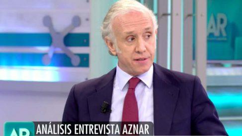 Eduardo Inda en el programa de Ana Rosa