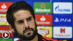 Isco Alarcón atendió a los medios en la previa del duelo que medirá al Real Madrid y el Viktoria Plzen