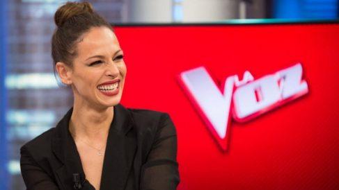 Eva González la nueva presentadora de 'La Voz'