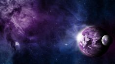 Mira cómo la Tierra pudo ser morada hace millones de años