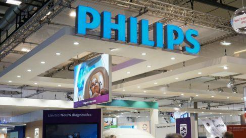 Philips obtuvo un beneficio neto de 419 millones de euros durante los primeros nueve meses de 2018