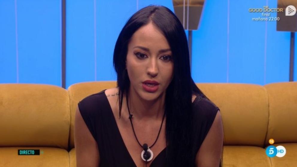 Aurah, en una imagen reciente en Gran Hermano VIP.
