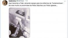 Los mejores memes de Pedro Sánchez donando sangre
