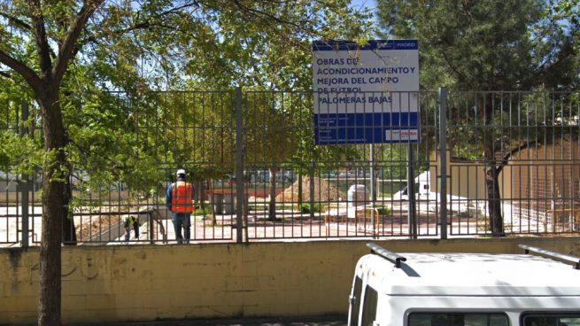 Carmena incumple su promesa para Vallecas y no abre las canchas reformadas desde julio