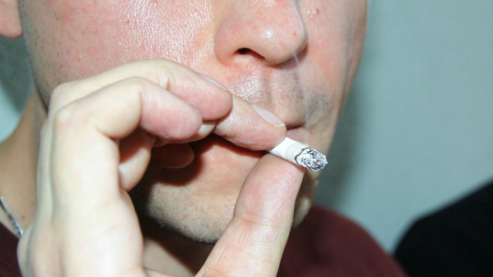 niños expuestos al tabaco