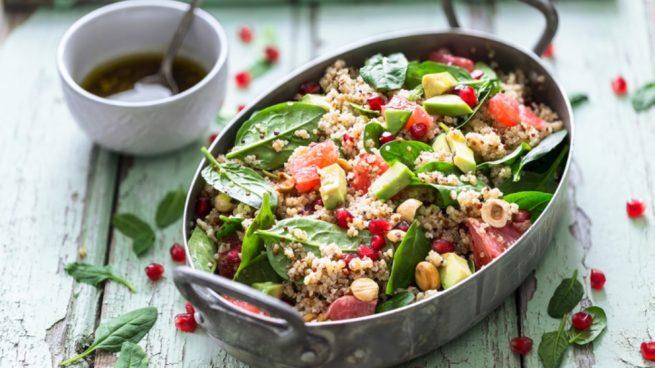 Receta de quinoa con verduras al horno f cil y r pido de preparar - Cocinar quinoa con verduras ...