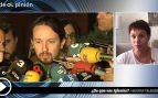 Pablo Iglesias llega tarde al diálogo