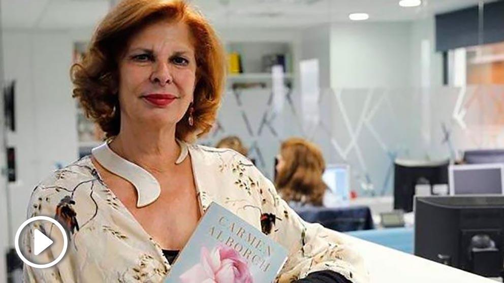 La ex ministra de Cultura socialista Carmen Alborch. Foto: EFE