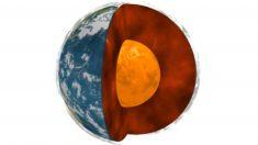 El núcleo de la Tierra es sólido definitivamente