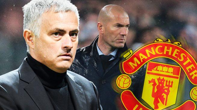 La llegada de Mourinho al Real Madrid depende… de Zidane