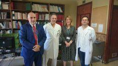 A.M.A. explica en el Hospital Gómez Ulla el alcance de la responsabilidad civil sanitaria (Foto: A.M.A.)