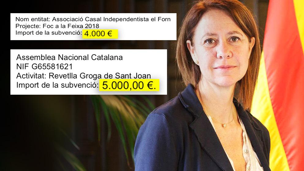 La alcaldesa de Gerona, Marta Madrenas