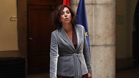 Irene Lozano, secretaria de Estado de Espana Global.