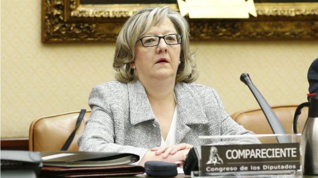 La directora de la Oficina de Conflictos de Intereses, Flor López Laguna. (Foto: EP)