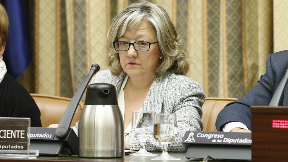 La directora general de la Oficina de Conflictos de Intereses, Flor López Laguna. (Foto: EP)