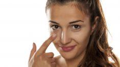 Saber maquillarse es indispensable si tienes los ojos hundidos