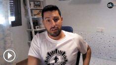 Rafael Prieto, el policía nacional al que quieren jubilar con 31 años