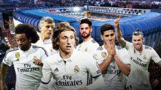 Los jugadores señalados por la cúpula y el Bernabéu.
