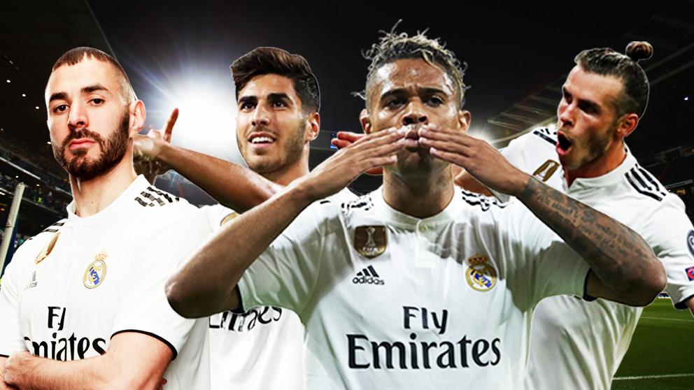 El Real Madrid, lastrado por la falta de gol.