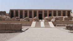 Viajamos a la cuidad de Abidos