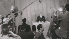 Las emisiones de TVE comenzaron el 28 de octubre  de 1956 | Efemérides del 28 de octubre de 2018