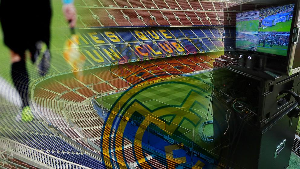 Este domingo se disputará el primer Clásico de la historia con el VAR.
