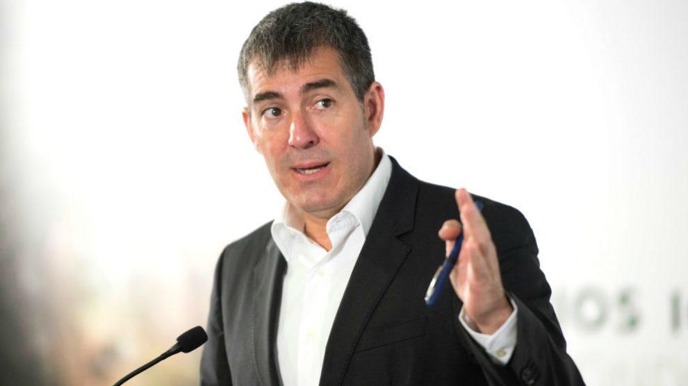 Fernando Clavijo en una reciente imagen (Foto: Europa Press).
