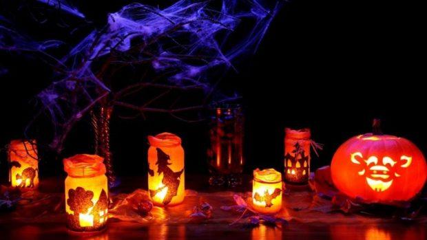como se celebra Halloween mundo