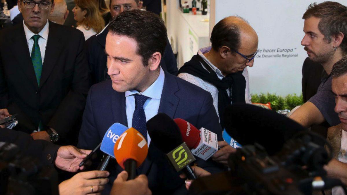 García Egea (RRSS).