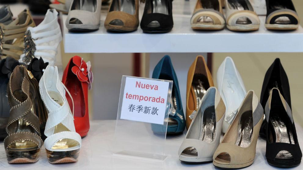 Tienda de zapatos (Foto: Getty)