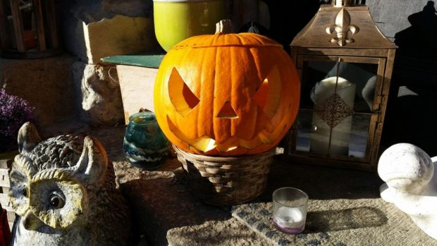 Halloween origen noche muertos