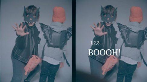 La colección Halloween de Zara para niño