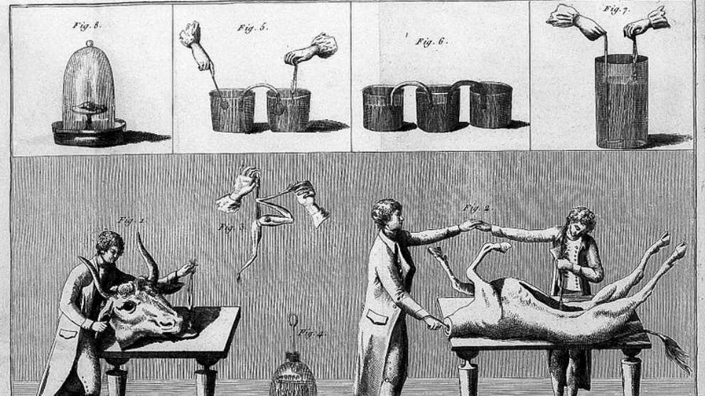 Los científicos más tenebrosos de la historia
