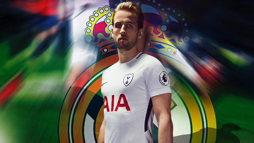 Kane sigue en el punto de mira del Real Madrid.