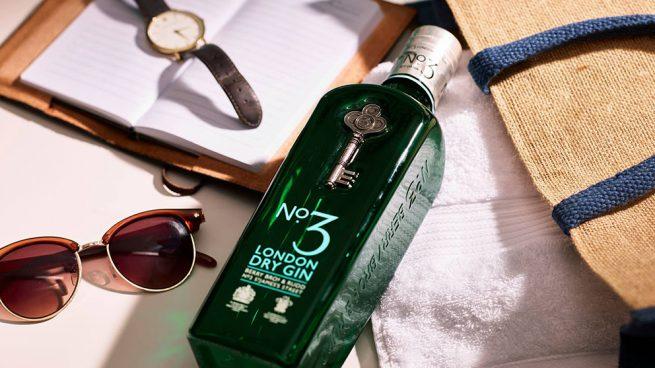 "No3 London Dry Gin presenta ""Unlock History"""