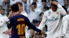 Será el primer Clásico sin Cristiano y Messi de los últimos 11 años (Getty).