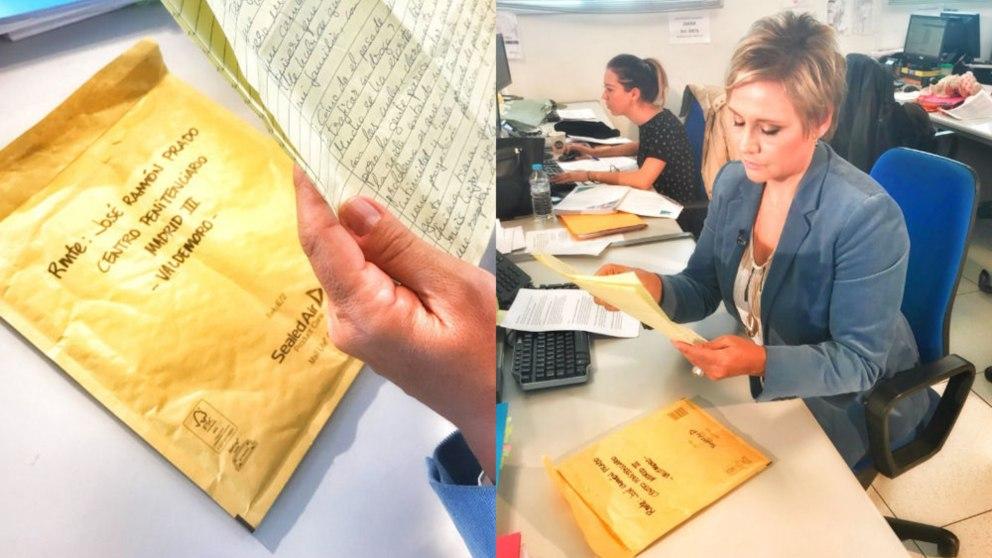 'Equipo de investigación recibe en exclusiva una carta de Sito Miñanco. (Foto:LaSexta)