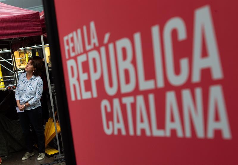La ANC insta a la Generalitat que se prepare para escenarios no dialgados (EFE)