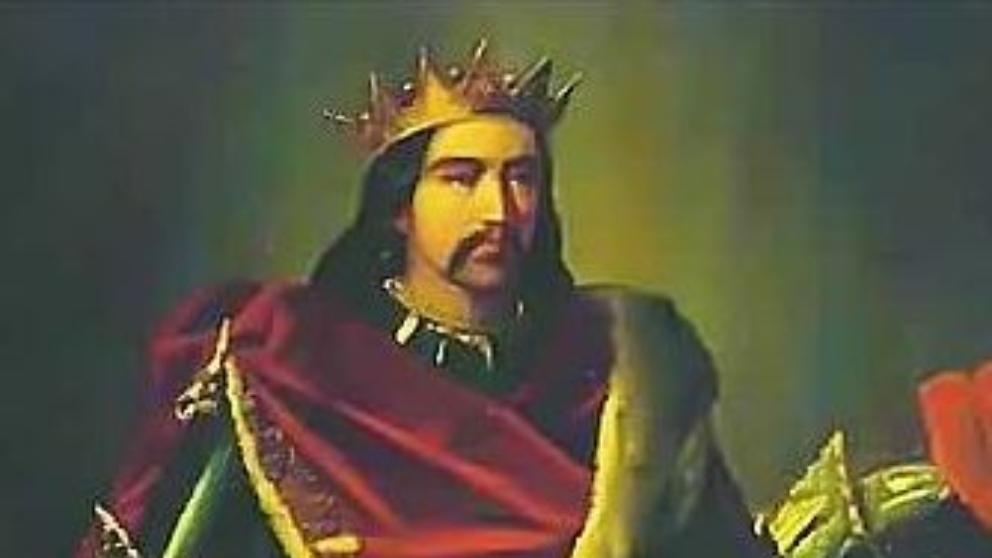 Pedro II de Aragón, muerto la Batalla de Muret.