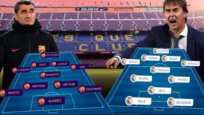 Barcelona – Real Madrid: un Clásico a vida o muerte