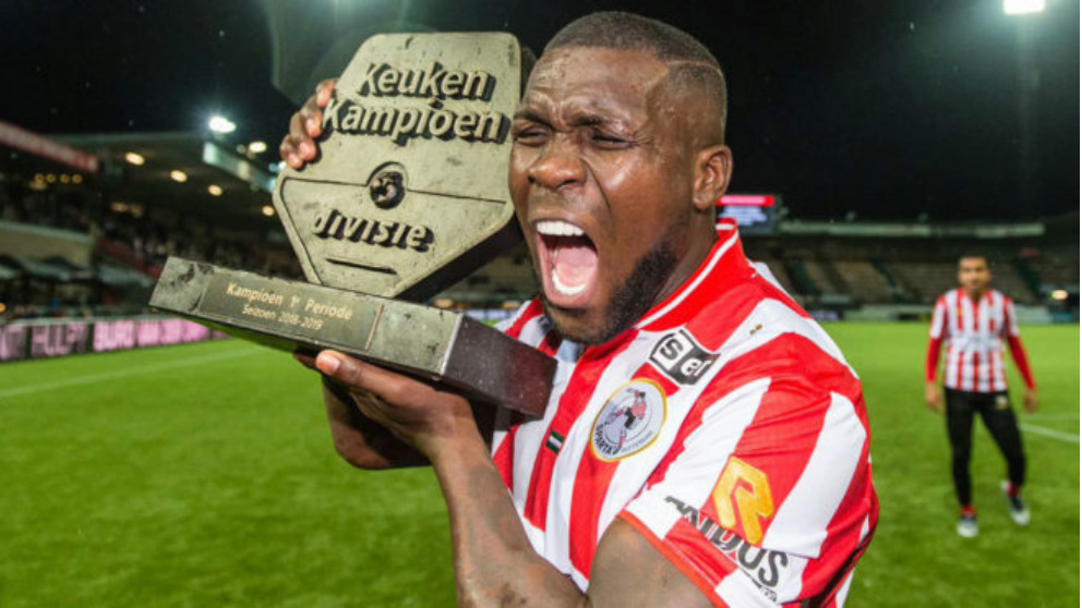 Drenthe vuelve a ser estrella. (SpartaRotterdam)