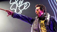 Manolo García durante su concierto (Foto: EFE).