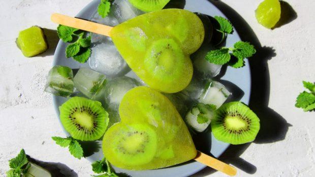 5 postres con kiwi, saludables y fáciles de preparar